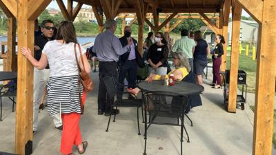 Chamber and IDA hosting nature, networking event