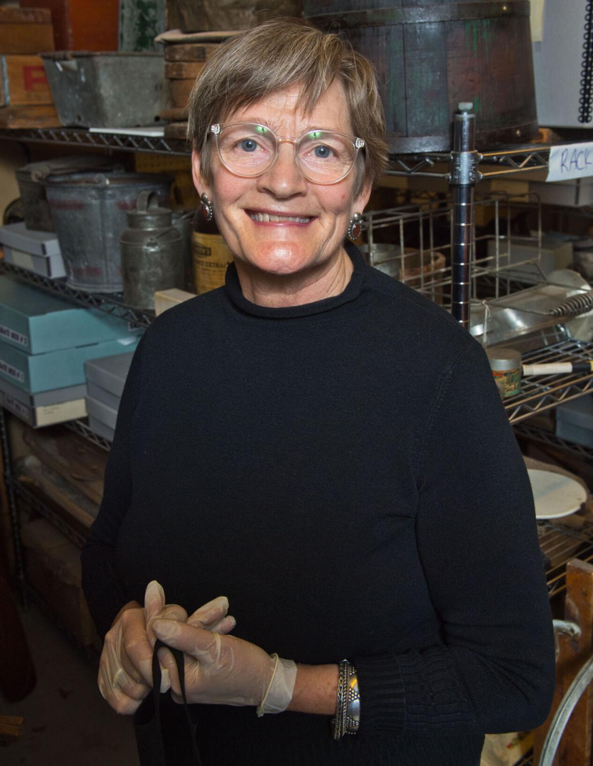 Retiring Potsdam historian retains love for past