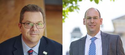 Greg Oakes takes on Armen Nazarian for County Court judge in June primaries