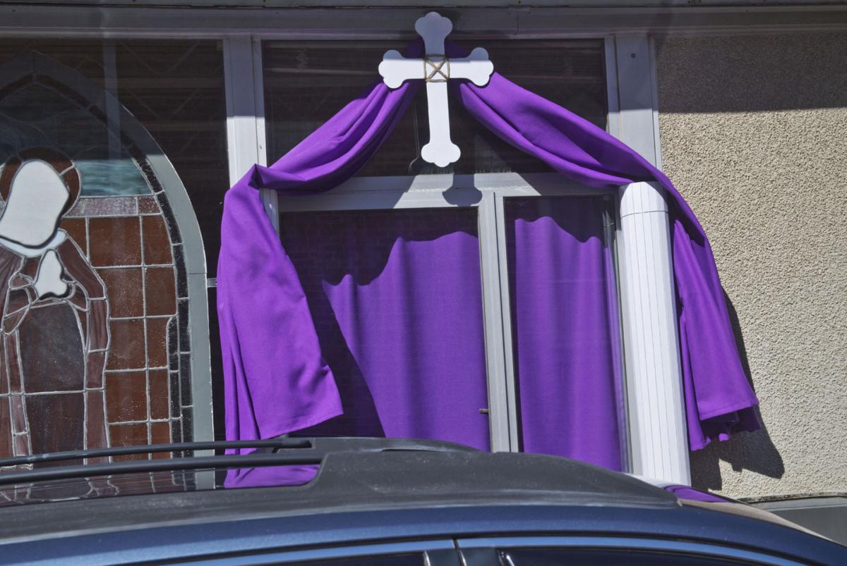 Sins divulged at distance at Canton church