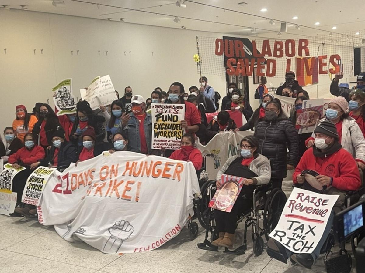 Workers' $2.1B fund depleting