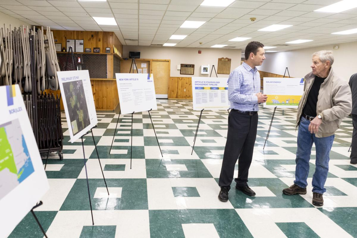 Open houses shed light on solar project