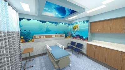 Oswego Health to design pediatric friendly ER
