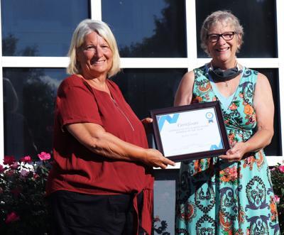 MACS' Darlene Upcraft named Oswego County Board Member of the Year