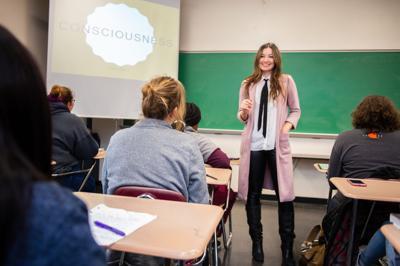 Student health addressed