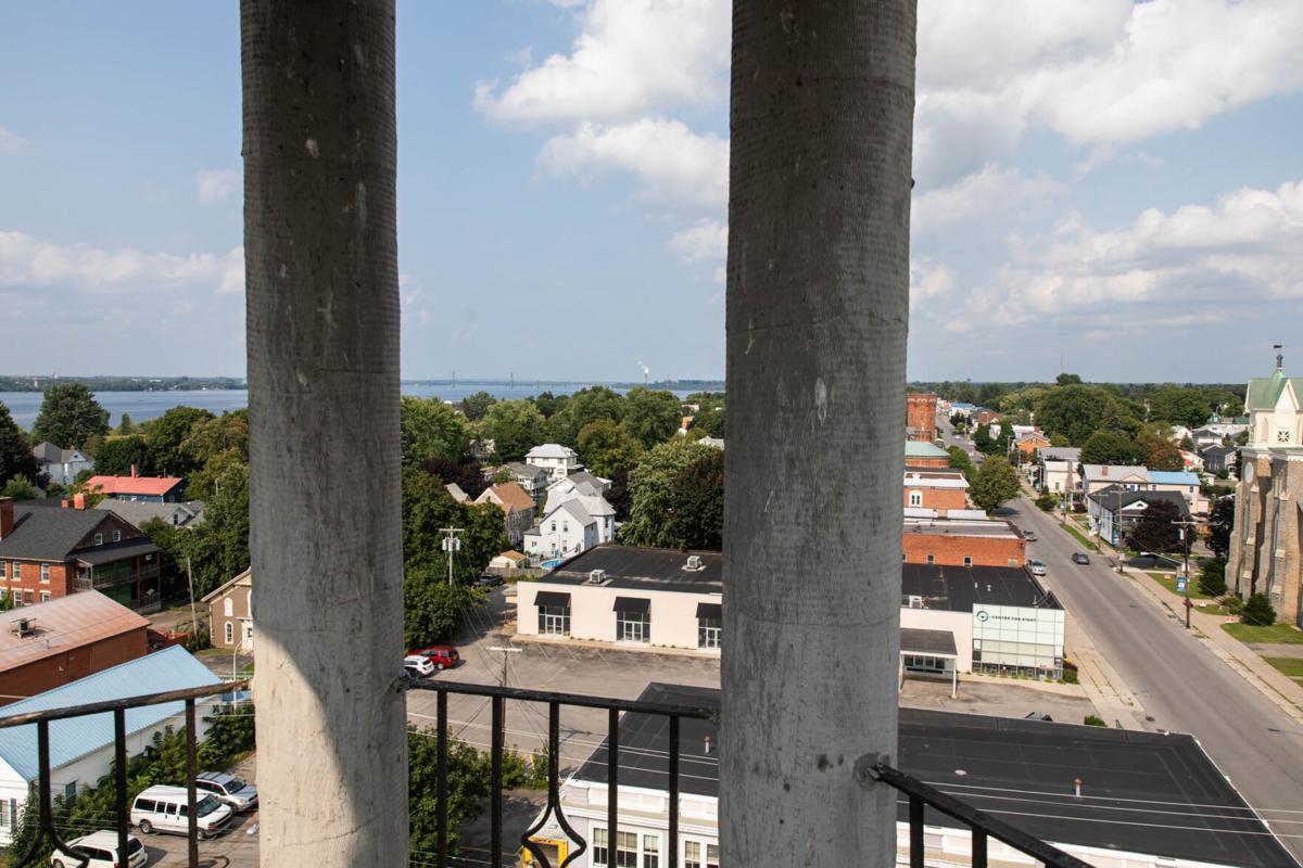 After 5 years, Ogdensburg tower restored