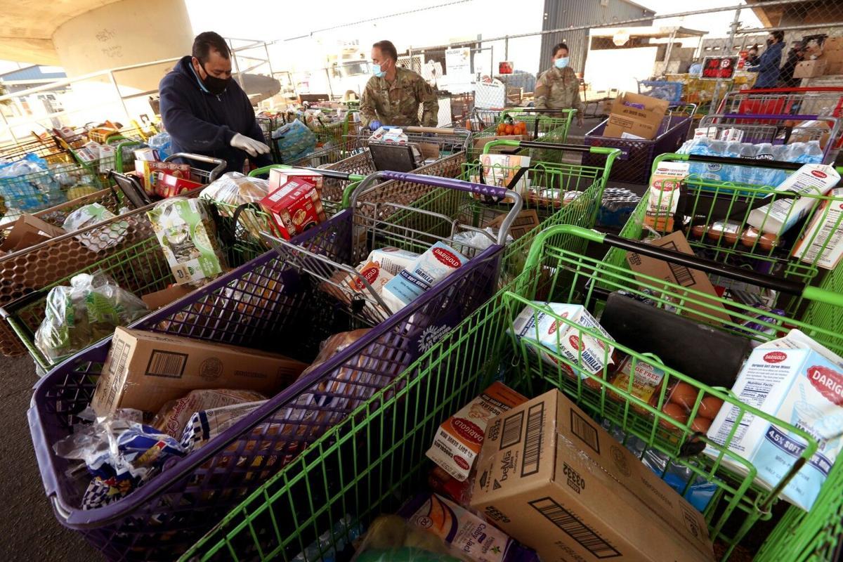 Despite economic recovery, poverty across U.S. on the rise