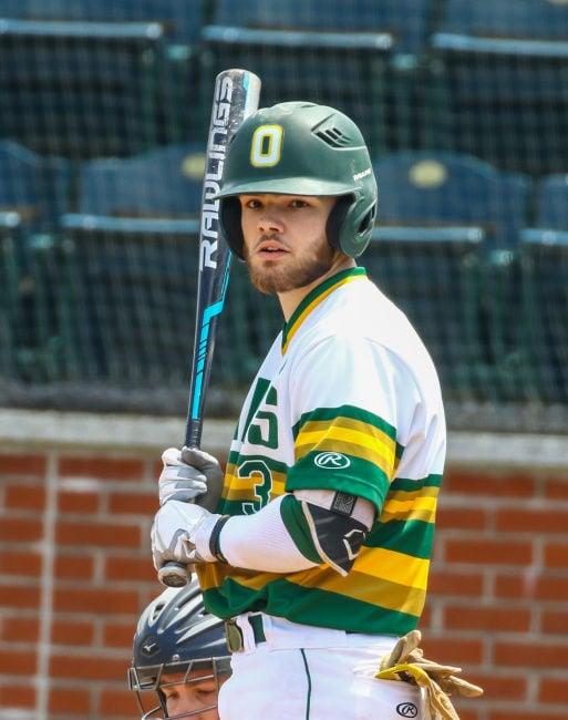 Ryan Enos named the SUNYAC Baseball Scholar Athlete of the Year