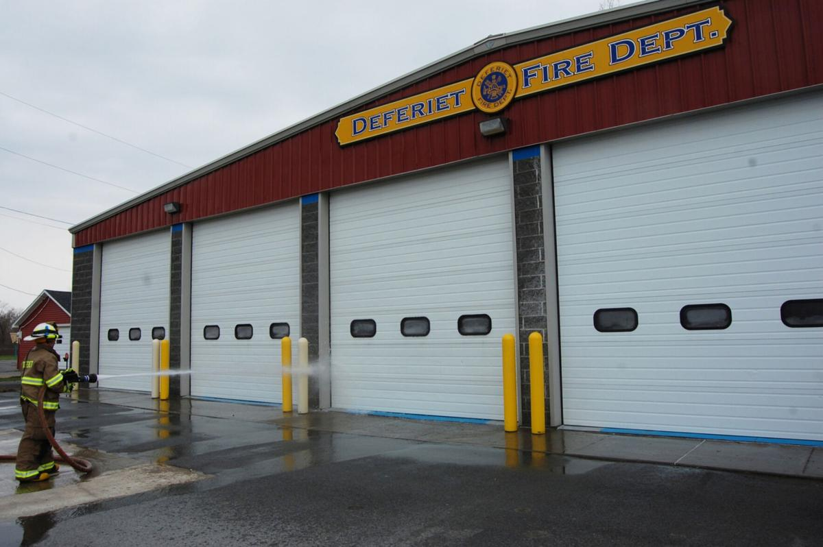 Many area fire departments plan RecruitNY events April 24 and 25