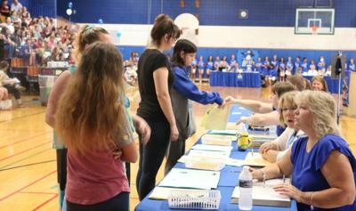 OMS holds orientation for incoming seventh graders