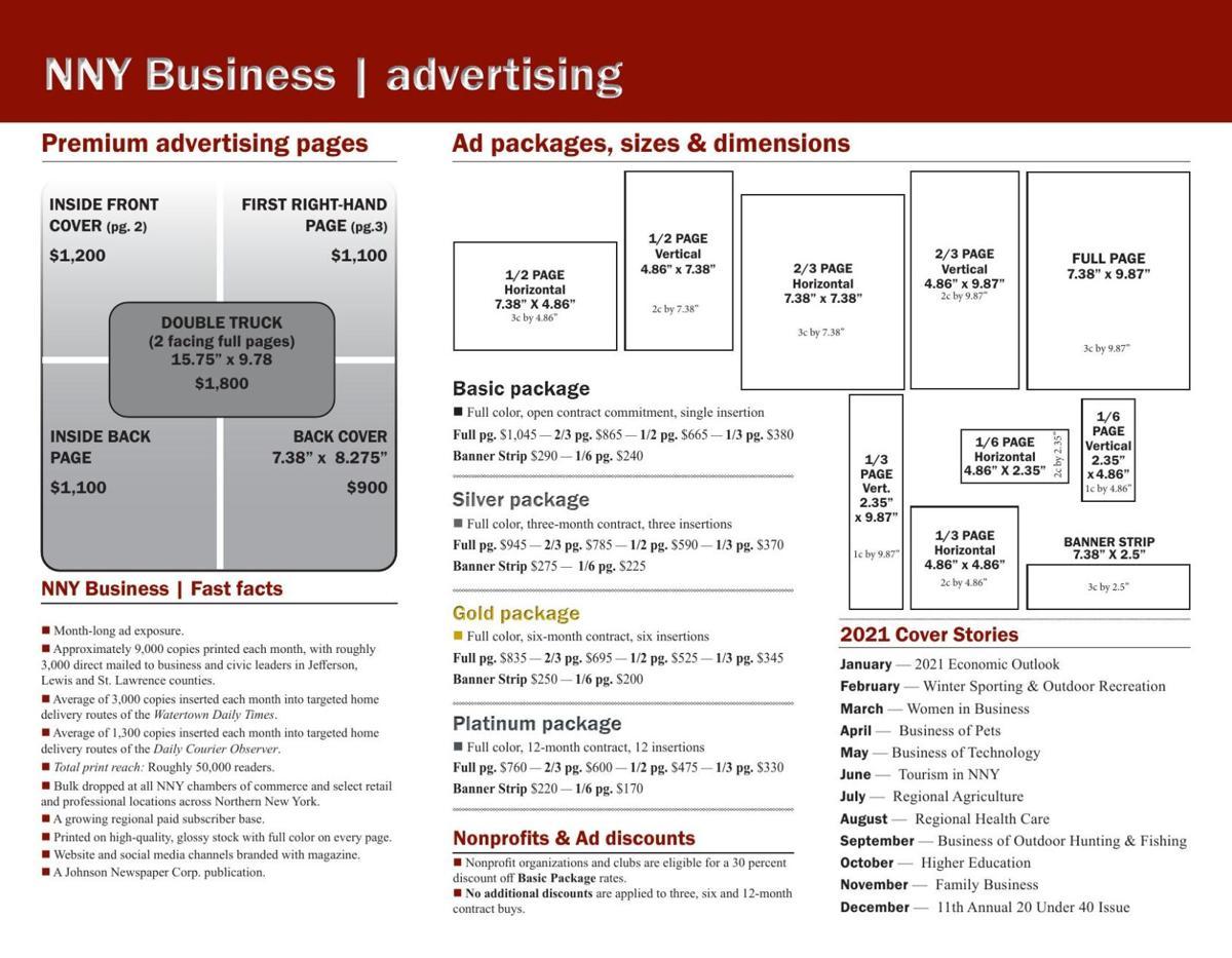 NNY Business Ad Brochure 2021