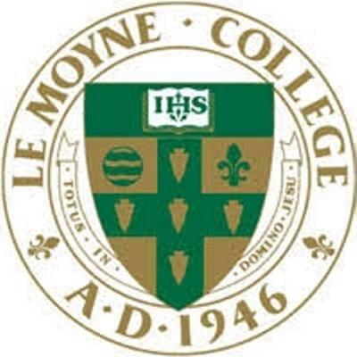 Le Moyne College fall 2020 dean's list