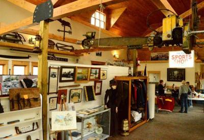 Tupper history gallery set for season