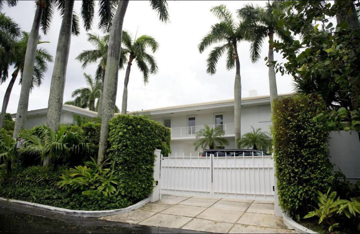 Epstein's Palm Beach mansion still on market