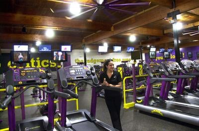Planet Fitness moving to mall by late summer