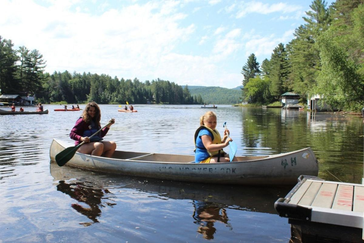 4-H Camp Overlook is a memorable outdoor experience