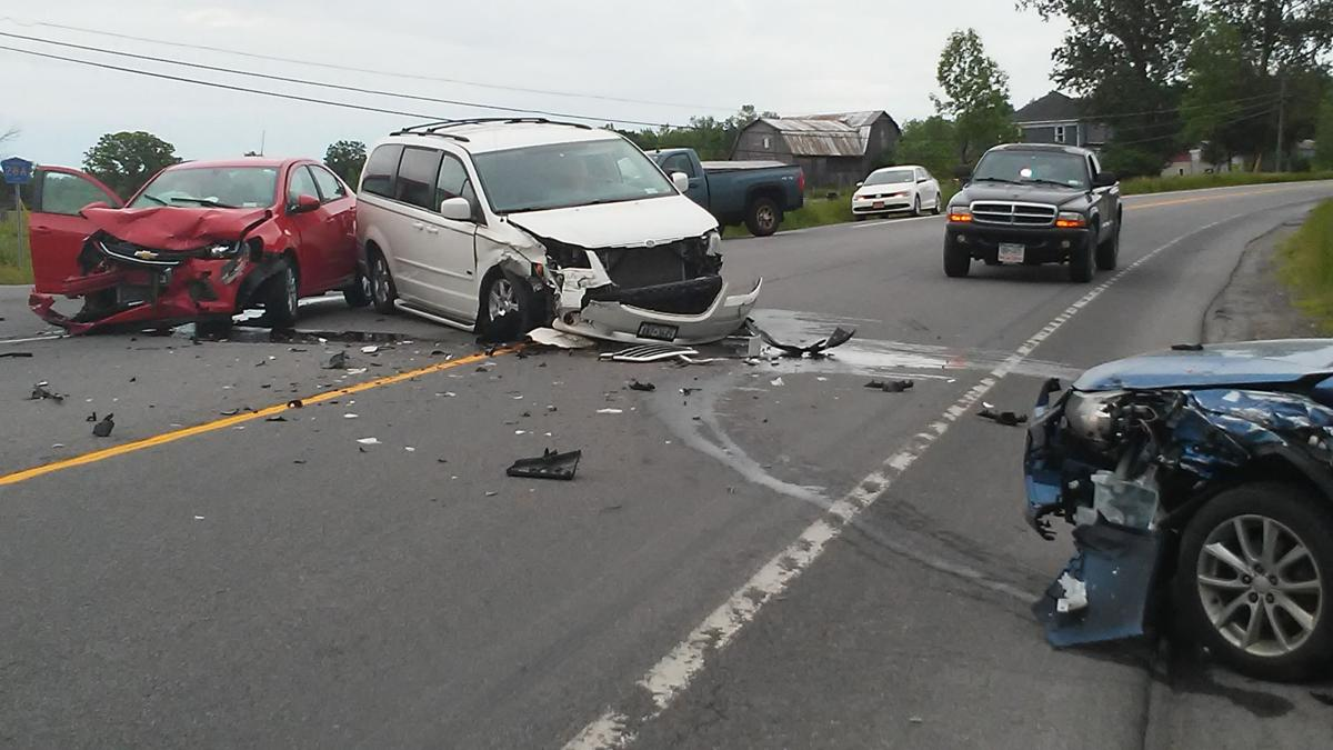 Three-car crash on Route 68 | News | nny360 com