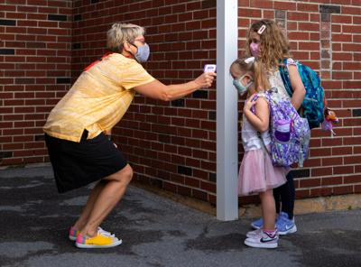 School mask mandate issued