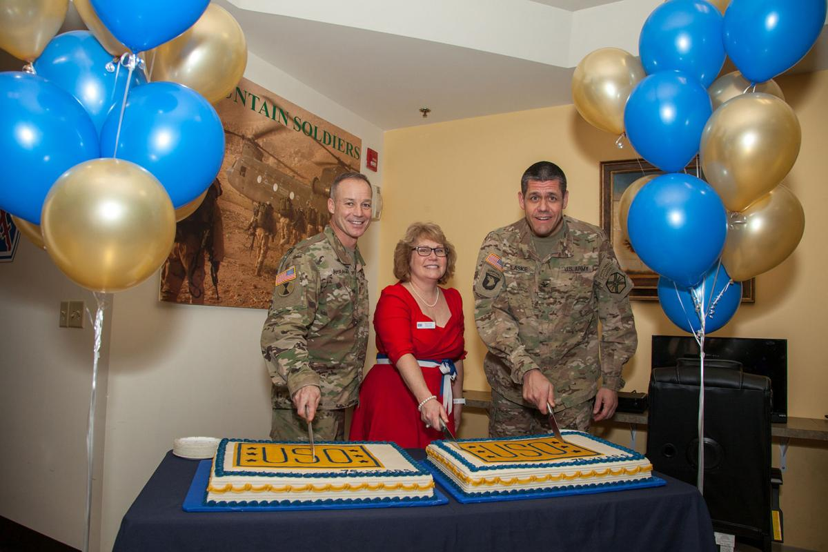 Fort Drum USO marks national 75th anniversary | News