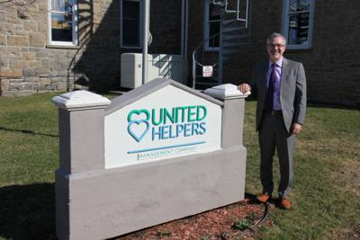 United Helpers CEO to retire May 28