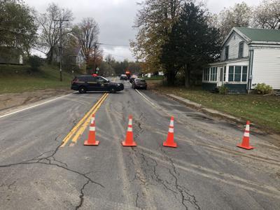 Verizon worker killed in road collision