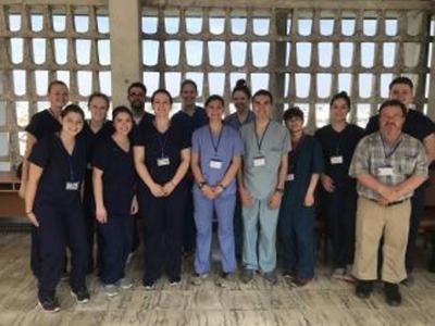 13 students help in Vietnam