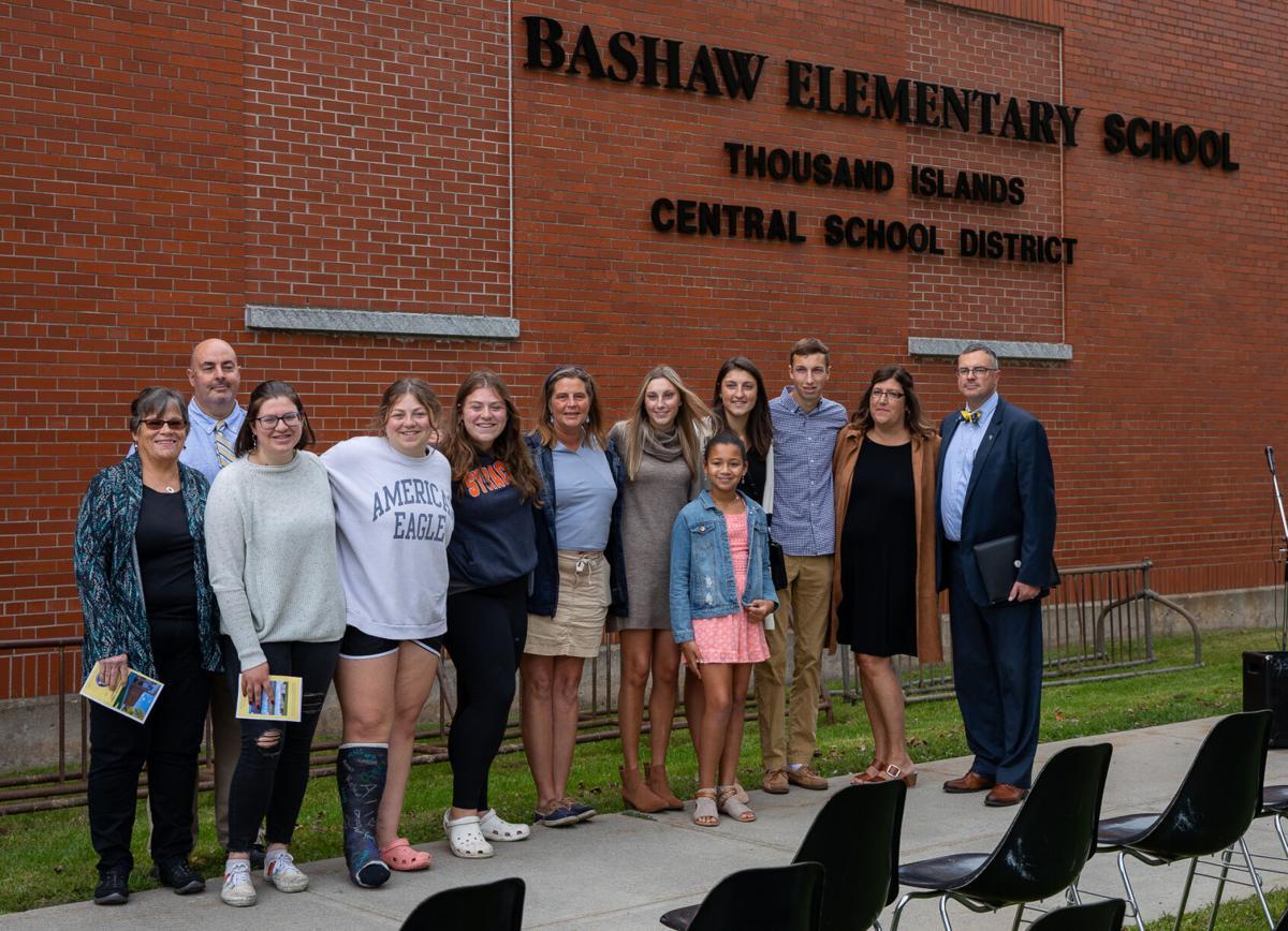 Bashaw's legacy lives