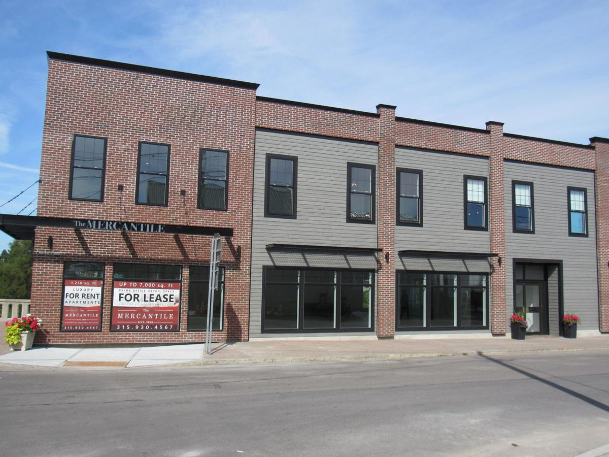 Open house showcases new Mercantile site