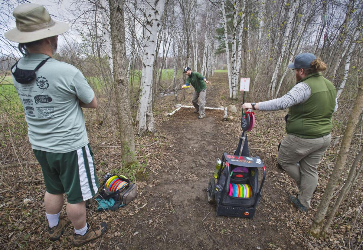 Disc golf gains momentum in St. Lawrence Co.