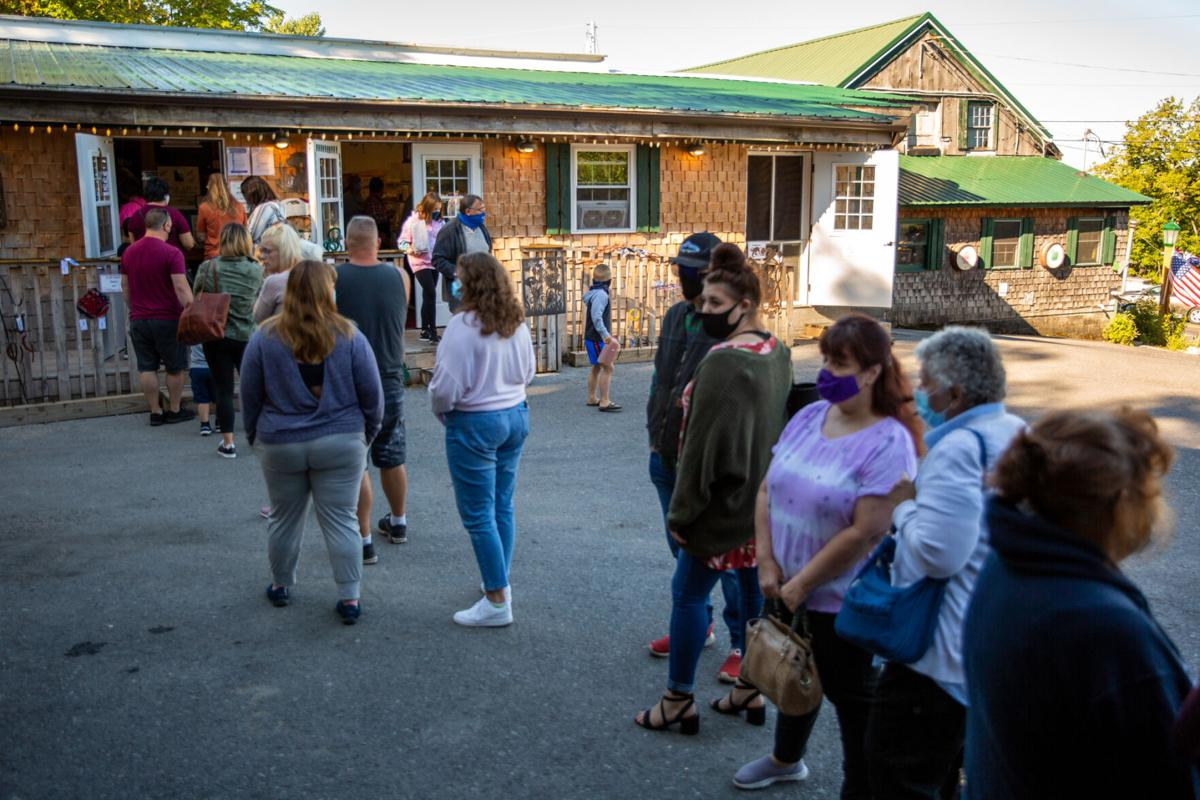 Burrville Cider Mill starts season busier than usual