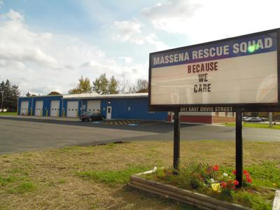 Massena mulls retirement plan for rescue squad crew
