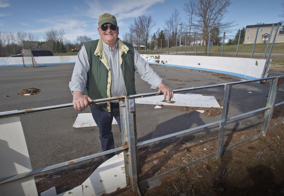 Canton plans outdoor rink makeover