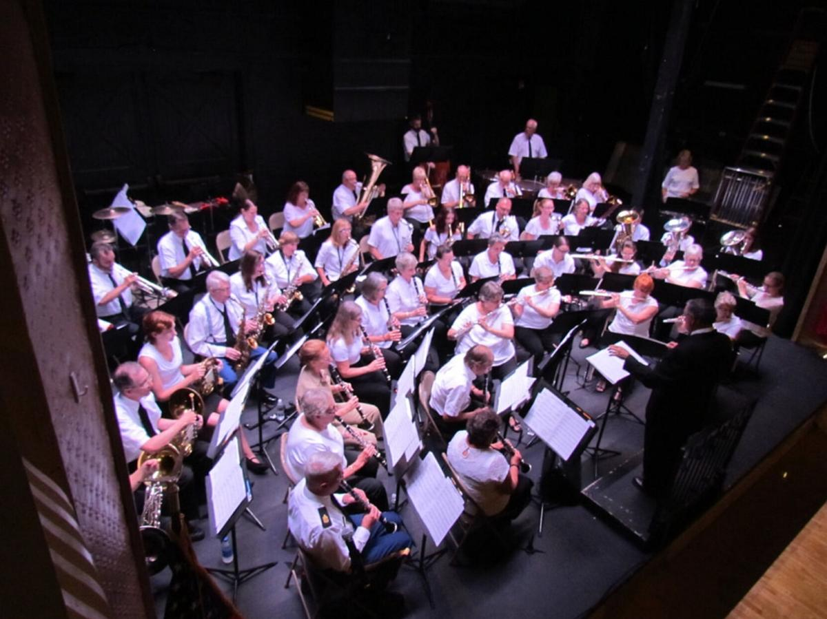 Clayton band to perform at Opera House