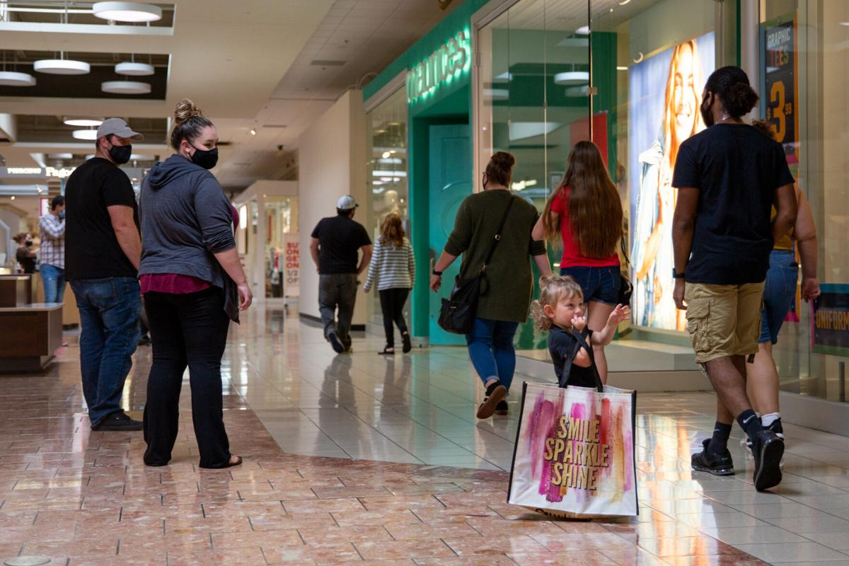 Salmon Run Mall sees rise in foot traffic since reopening
