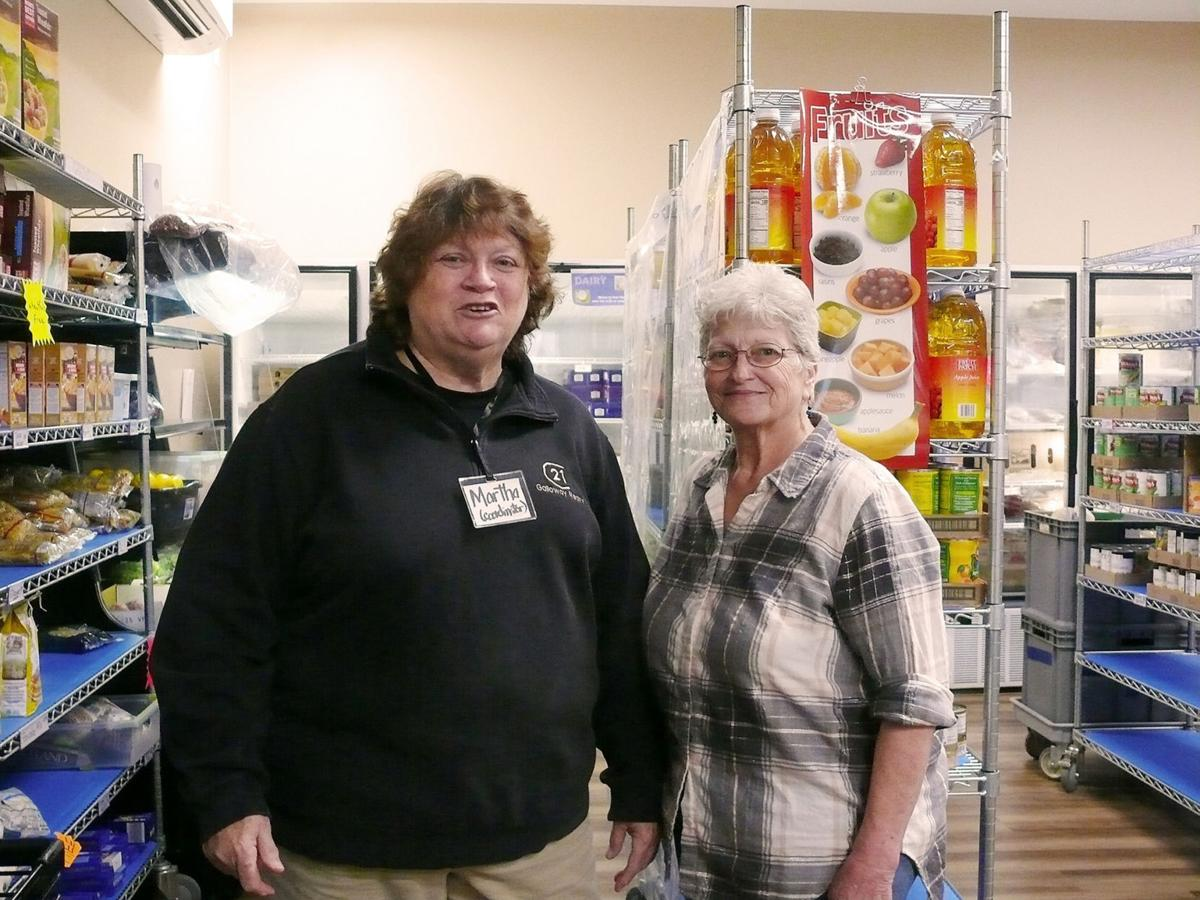 Food banks fill the need