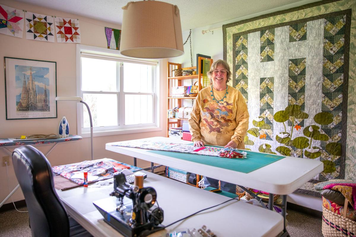 Featured quilter has a colorful thread of community engagement