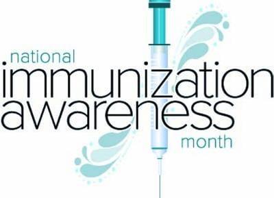 natl immunization awareness
