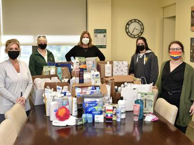 SUNY Oswego SEFA campaign, Yards for Yeardley support Services to Aid Families