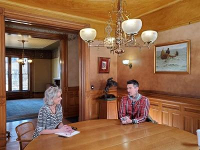 """Ogdensburg real estate agent stars in HGTV's """"My Lottery Dream Home"""""""