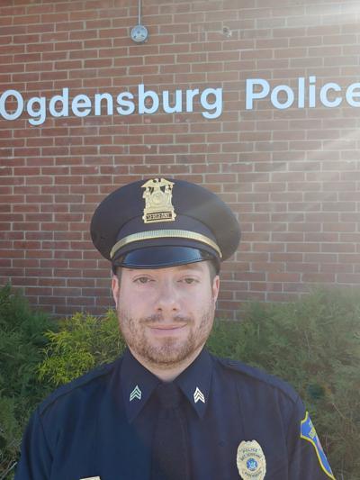 Ogdensburg PD's Kearns promoted