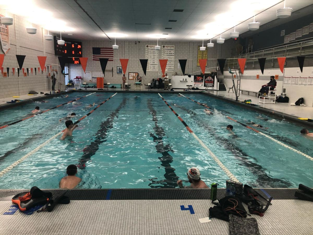 Mexico Tigers swim team given green light to practice