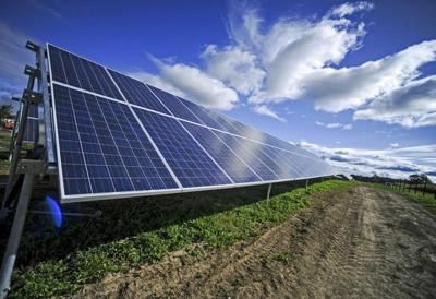 Public hearings set for proposed solar facility
