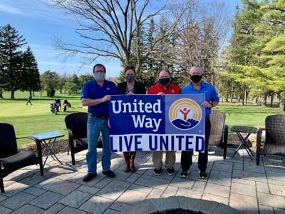 United Way Golf Tournament scheduled for July 12