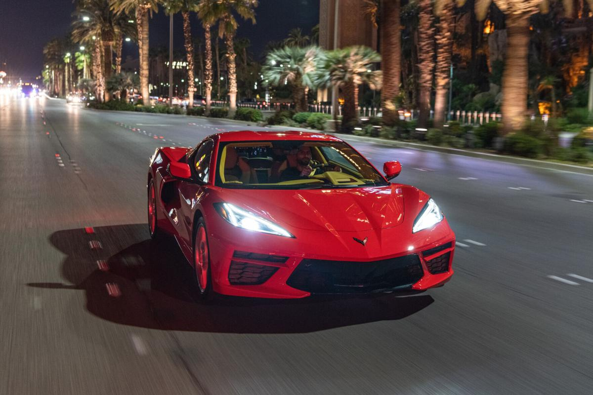 It's the best sports car you can buy, and it's a Chevy