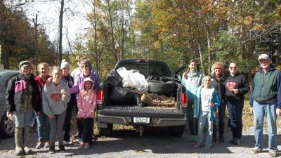 Garbage cleanup event to be held along Black River
