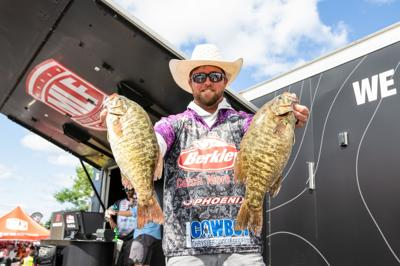 Cifuentes has MLF Tackle Warehouse lead