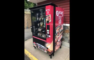 Smokehouse offers bacon in a vending machine!