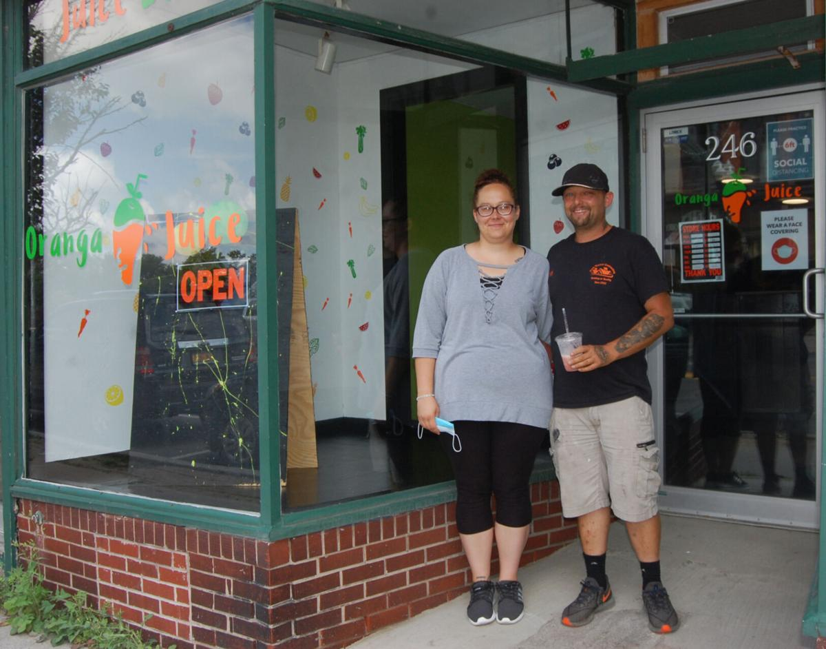 Juice bar offers wellness in Carthage