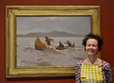 Museum appoints curator, educator