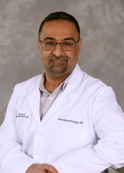New orthopedic surgeon joins Oswego Health's Center for Orthopedic Care